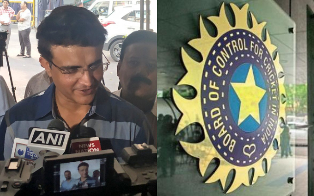 Revenue generation for BCCI will be top priority, says BCCI President Sourav Ganguly