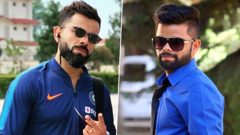 Meet the lookalike of Virat Kohli who happens to be an engineer