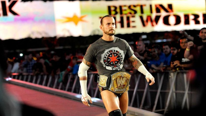 Triple H talks about the possible return of CM Punk to WWE