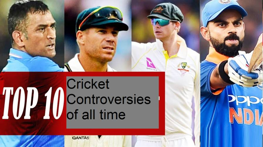 10 biggest cricket controversy that shocked the world