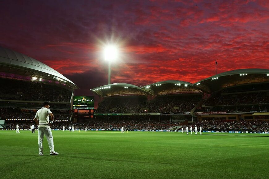 Indian team could play the first ever day night test against Bangladesh