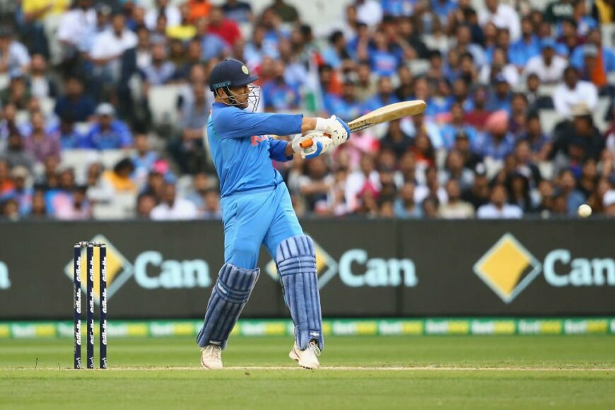 MS Dhoni to watch third test between India and South Africa in Ranchi