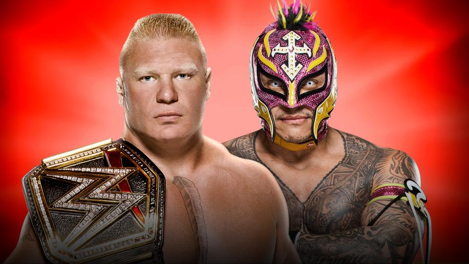 WWE Survivor series 2019 results- Mysterio vs Lesnar