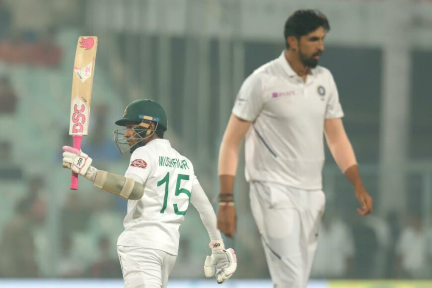 Bangladesh becomes the first team to field 13 players in a test match, know why