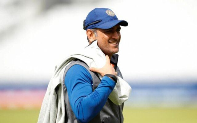 MS Dhoni returns to the nets for the first time since World Cup but still unavailable for selection