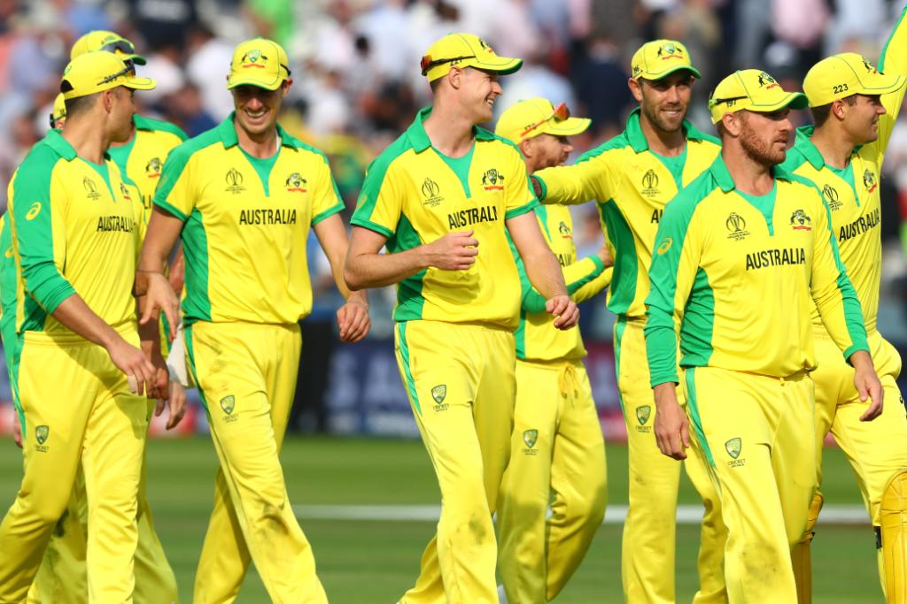 Australian team announced for India ODI series in January