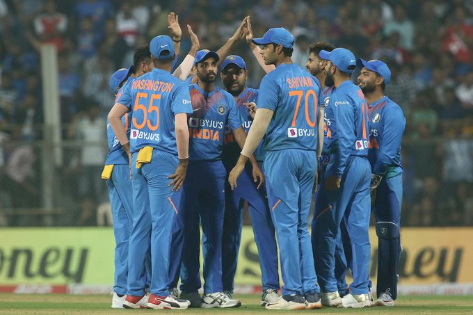 Best reactions after India wins the T20 series against West Indies in Mumbai