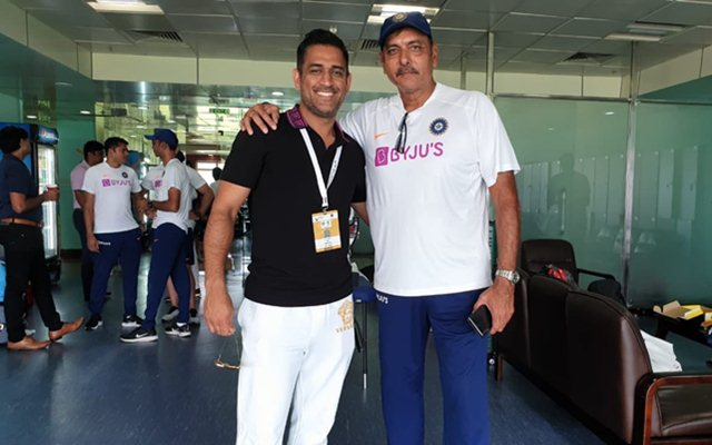 Ravi Shastri talks about the much hyped return of MS Dhoni