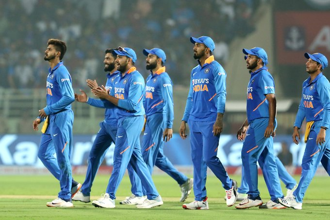 Most successful cricket team in 2019 in ODIs, T20s and Tests