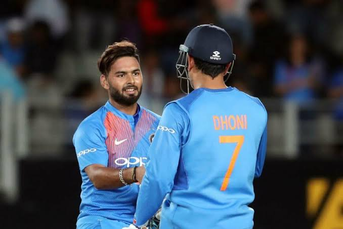 Rishabh Pant looks good to surpass the record of MS Dhoni in T20s