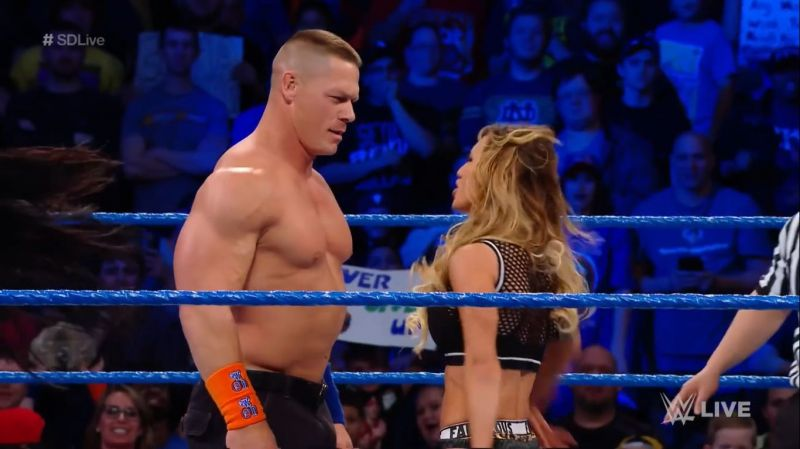 Carmella opens up on her rumoured relationship with John Cena