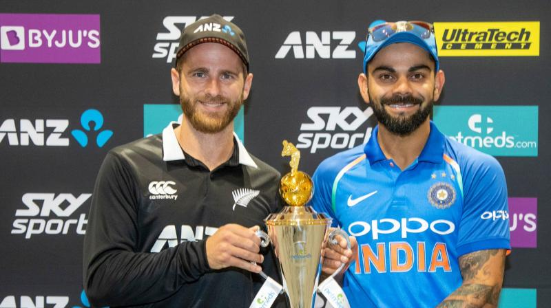 India vs New Zealand: Head to head and winning record in T20s
