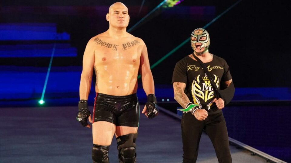 Former UFC champion confirms WWE Royal Rumble match entry