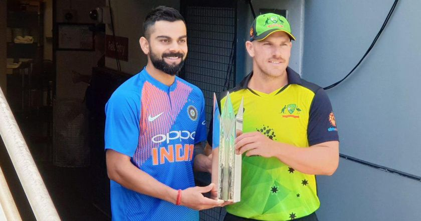 Australia tour of India 2020: Full schedule, squads, live streaming