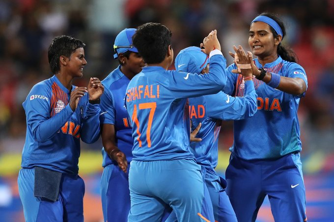 Women's T20 World Cup 2020: Indian team qualify for the semi finals
