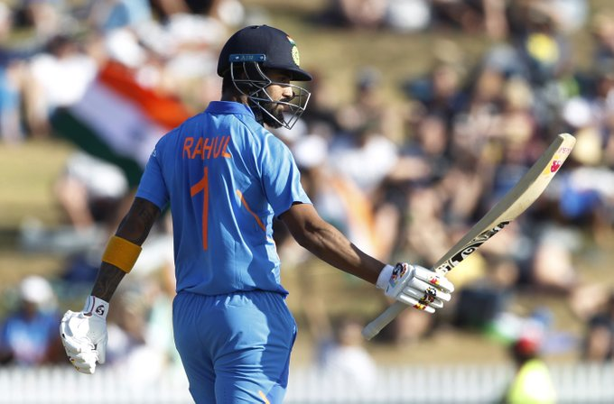 KL Rahul becomes the second Indian wicket keeper to score a century outside Asia in ODIs