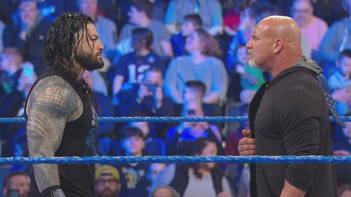 Triple H confirms the withdrawal of Roman Reigns from Wrestlemania