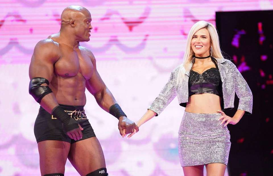 Bobby Lashley and Lana may be splitting in the near future