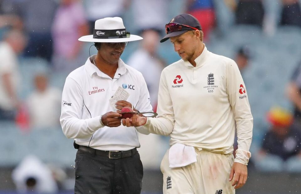 Ball tampering may be legal due to the effect of coronavirus