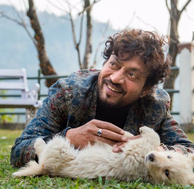 Indian cricket team reacts to the untimely death of actor Irrfan Khan