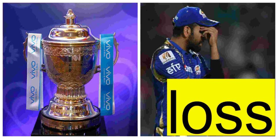 Revealing the amount of loss BCCI, players and franchise will incur if IPL is cancelled