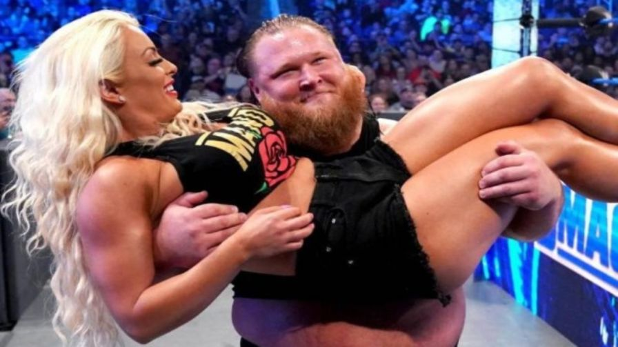 Mandy Rose opens up on how her real life boyfriend feels about Otis storyline in WWE