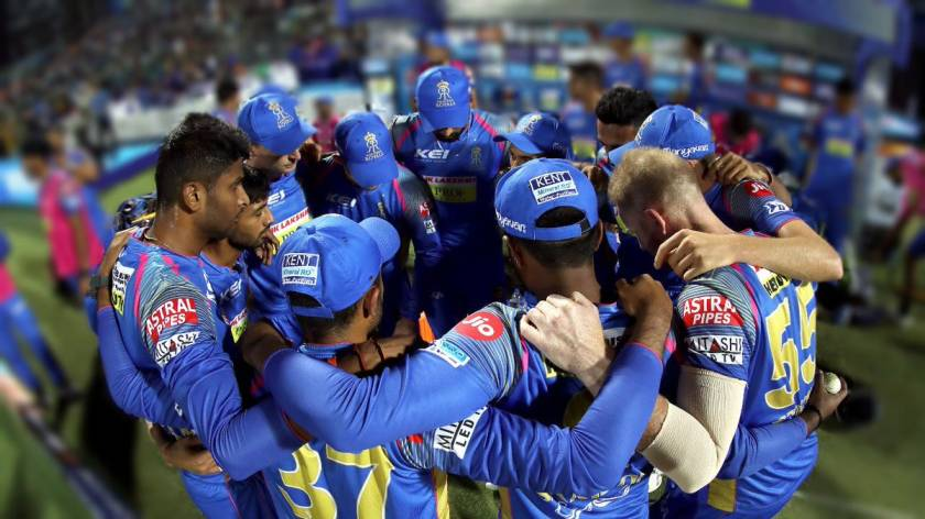 Rajasthan Royals ready for an IPL season with only Indian players