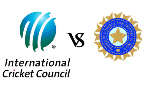 ICC and BCCI involved in heated exchange over tax and revenue issues