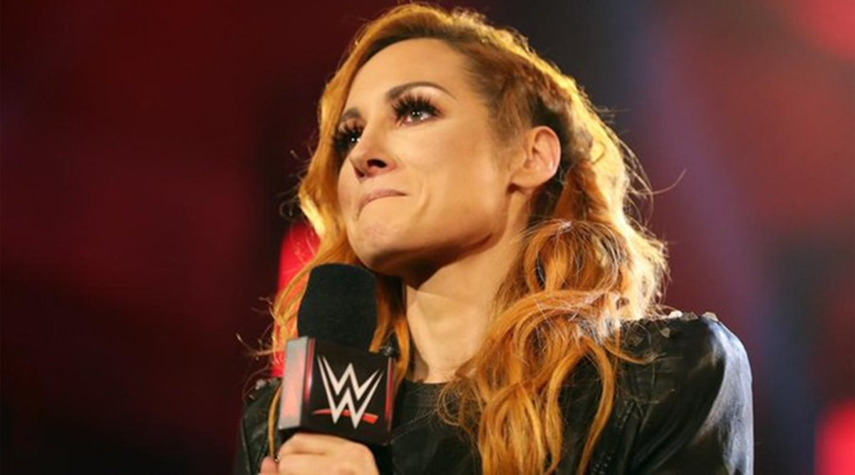 Becky Lynch opens about a possible comeback to WWE after pregnancy