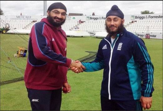Amar Virdi hopeful of becoming the third Sikh to play for England