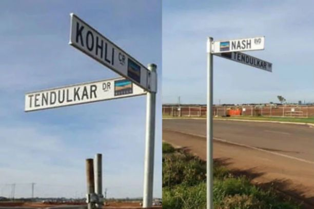 Melbourne's Melton City roads named after Virat Kohli and Sachin Tendulkar