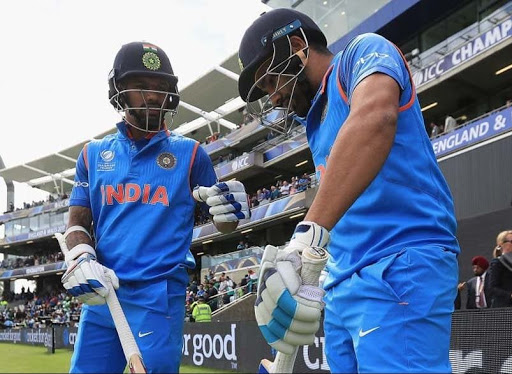 Here's why the opening pair of Rohit Sharma and Shikhar Dhawan is successful