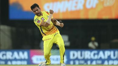 Deepak Chahar and CSK staff members test positive for Covid-19