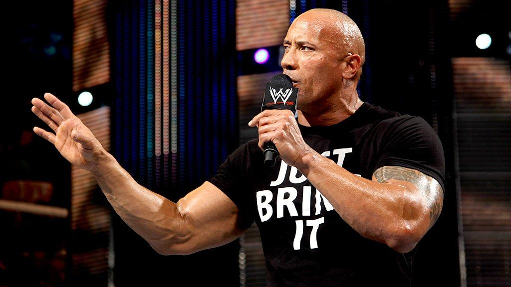The Rock to make his debut Impact Wrestling appearance