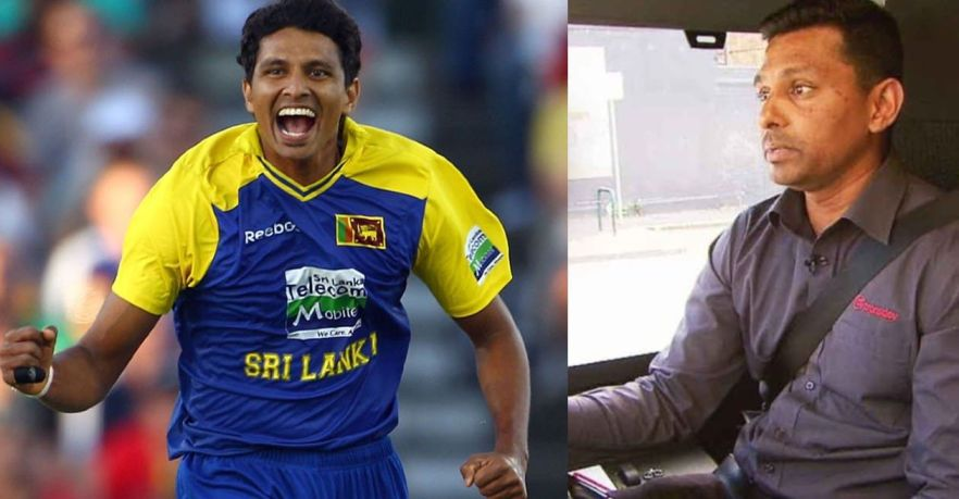 Three cricketers who turned drivers to pay the bills