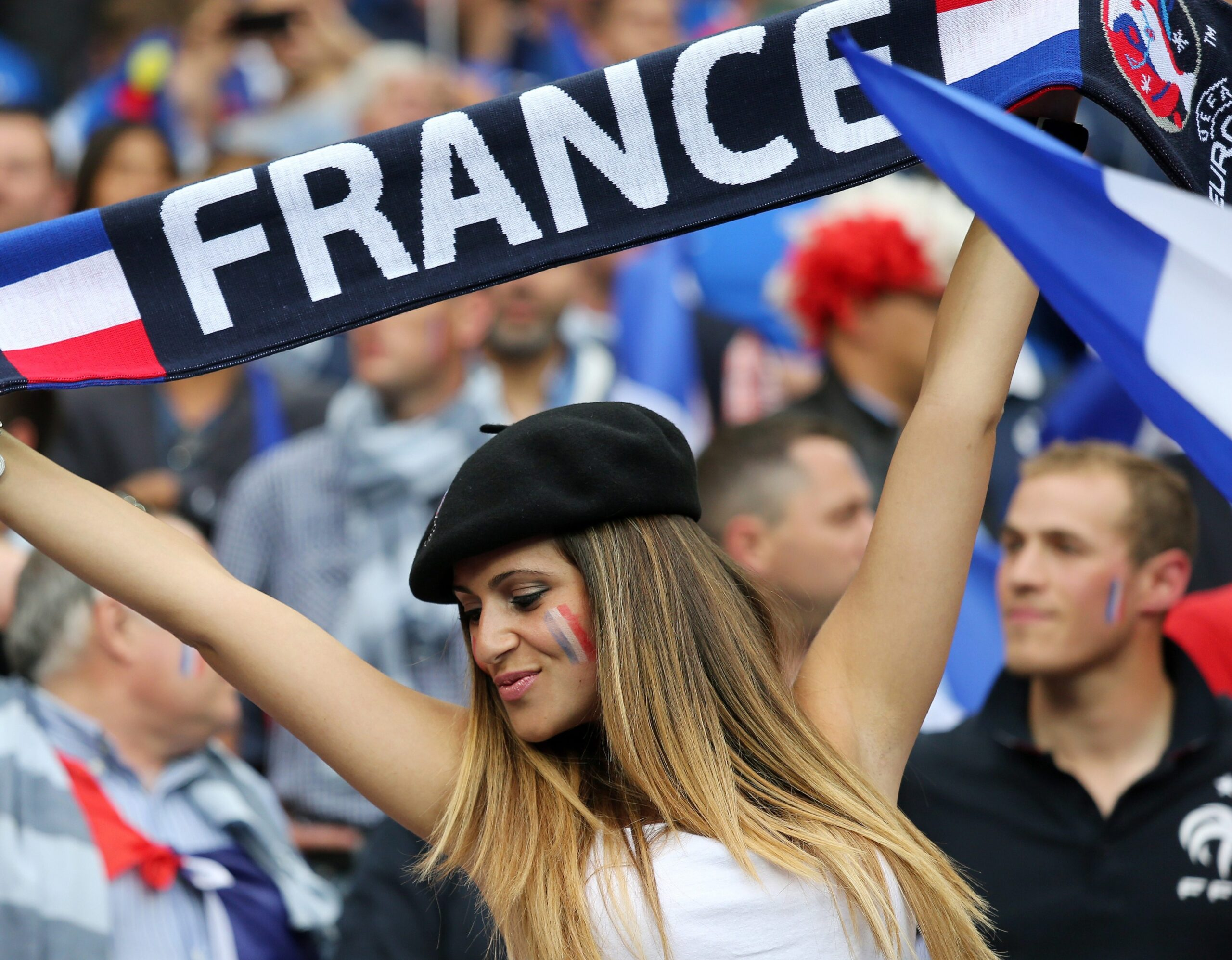 Euro 2020: Hot and Beautiful female fans spotted by paparazzi, watch pics