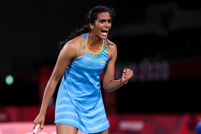 Best reactions after PV Sindhu wins bronze at Tokyo Olympics 2020