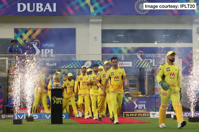 IPL 2021 Final: Best reactions after CSK pip KKR to win 4th IPL trophy